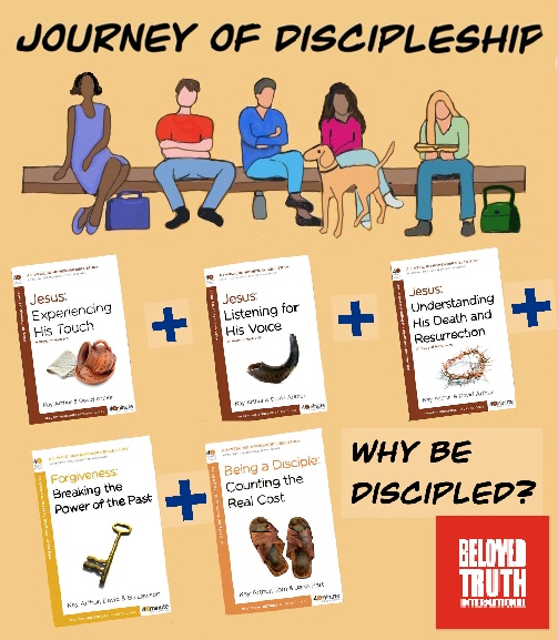 Why Be Discipled/Journey of Discipleship Course